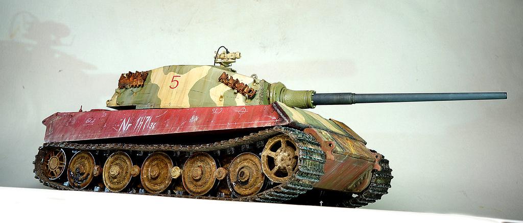 Panzerkampfwagen VI Ausf. B «Tiger II» Dsc02314
