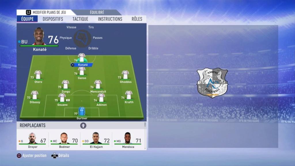 Composition Amiens SC saison 2018-2019 Donobr10