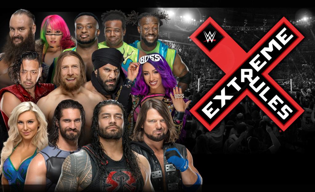 Extreme Rules 2018 (15/07/2018) Main-e10