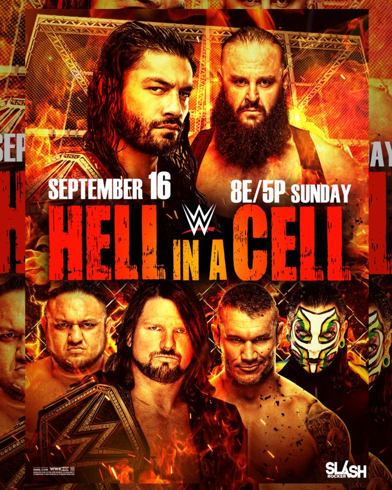 Hell In A Cell 2018 (16/09/2018) Placem10
