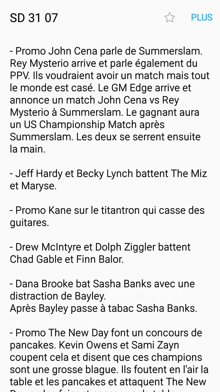 SmackDown 31 Juillet 2018 Screen69