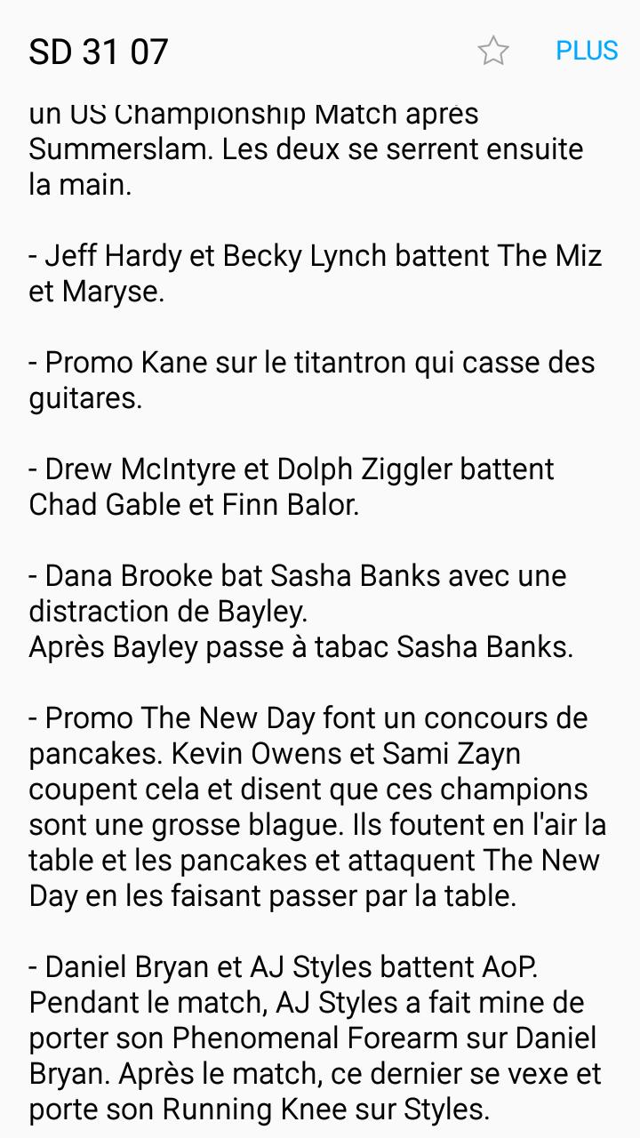 SmackDown 31 Juillet 2018 Screen70
