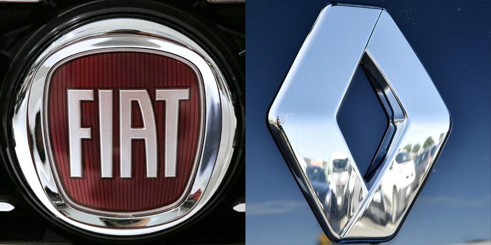 Ações da Renault e da Fiat têm forte alta após projeto de fusão 000-1g10