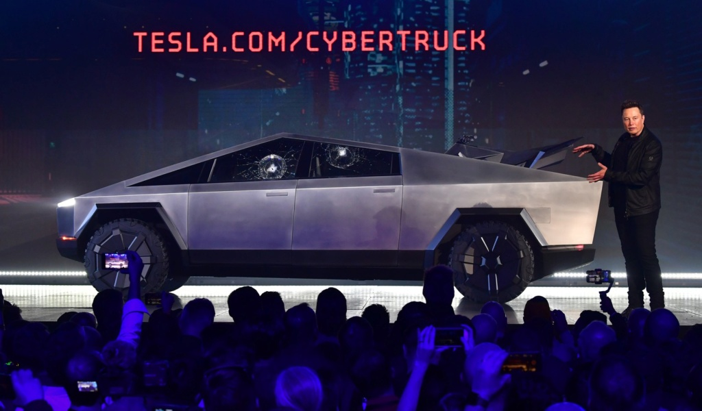 Tesla Cybertruck já acumula 146 mil pedidos 'sem propagandas', diz Elon Musk 000-1m10