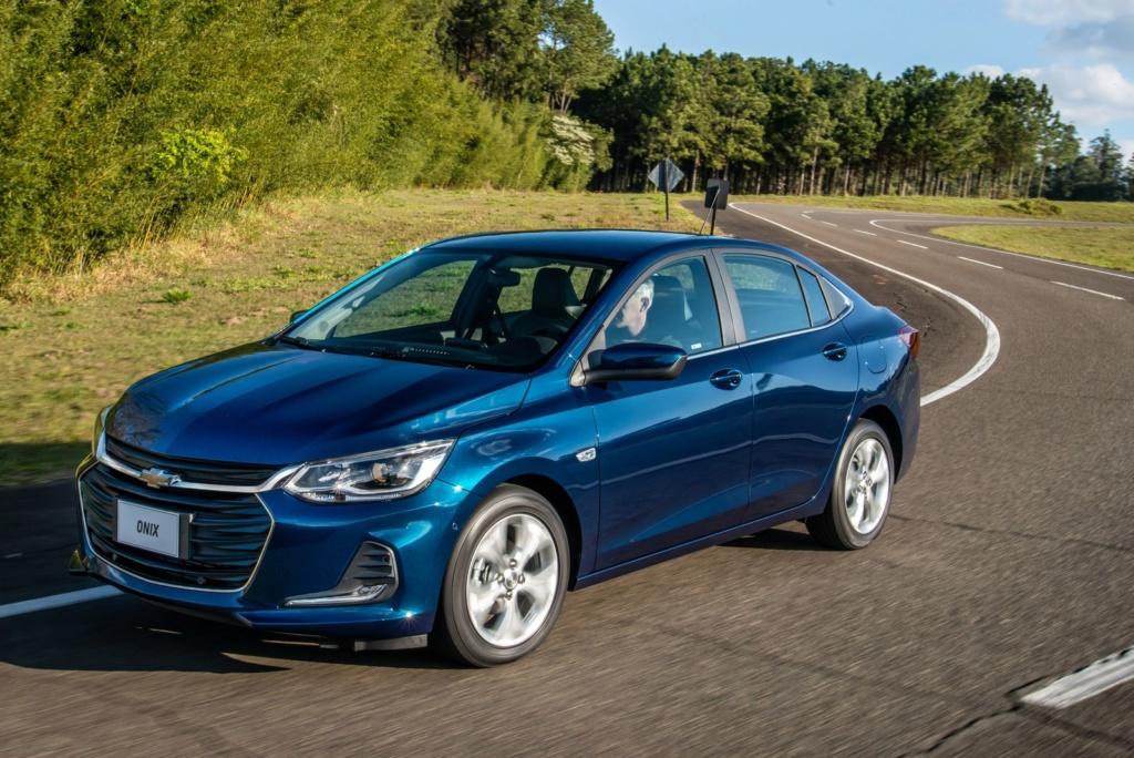 Chevrolet Onix 2020 parte de R$ 48.490; veja fotos, preços e versões 03-nov10