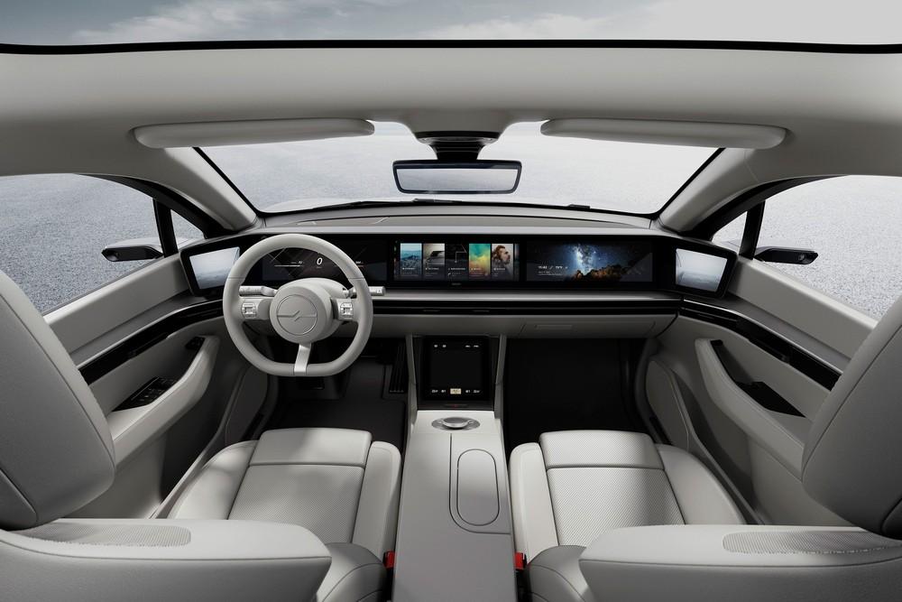 Sony revela carro conceito para testar tecnologia de autônomos e sensores de segurança 1-1-10