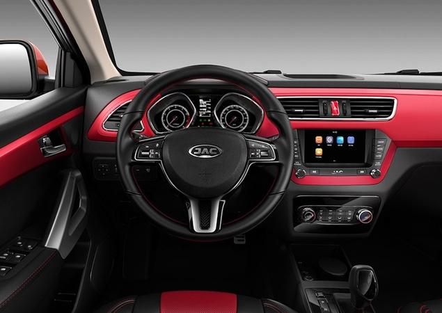 JAC apresenta SUV compacto T40 2020 reestilizado 10270310
