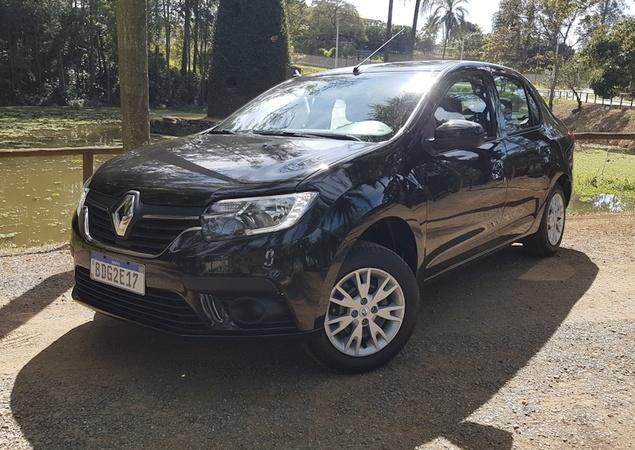 Renault Logan Zen 1.6: o melhor custo-benefício | Impressões 10374610