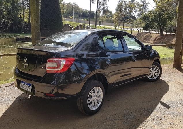 Renault Logan Zen 1.6: o melhor custo-benefício | Impressões 10374810