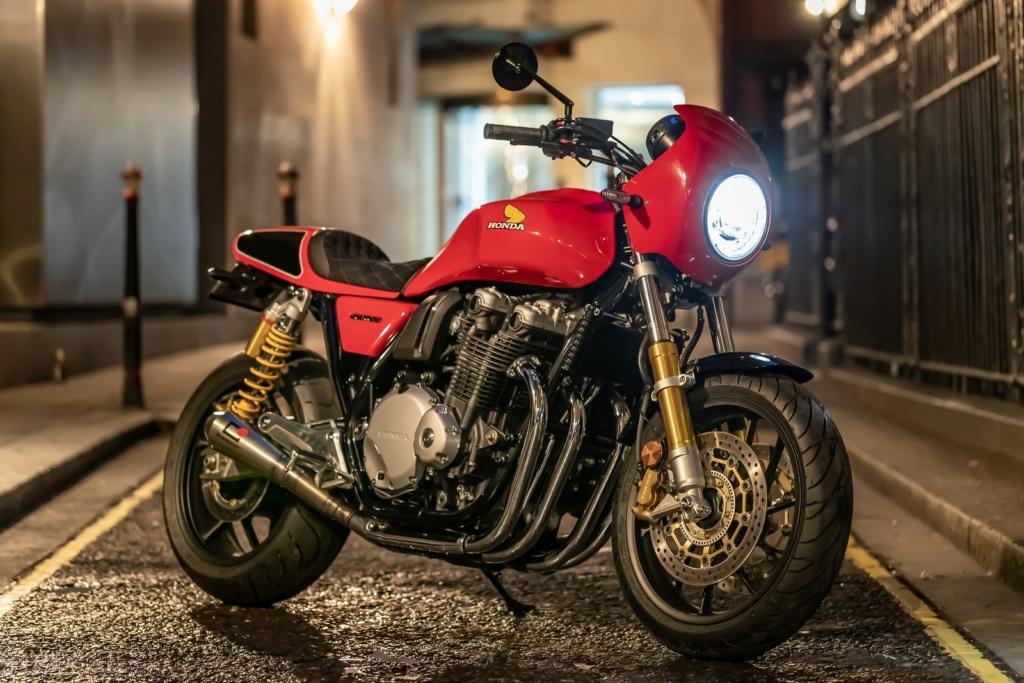 Honda lança edição limitada de 'moto dos anos 80' ao preço de R$ 80 mil 18914510