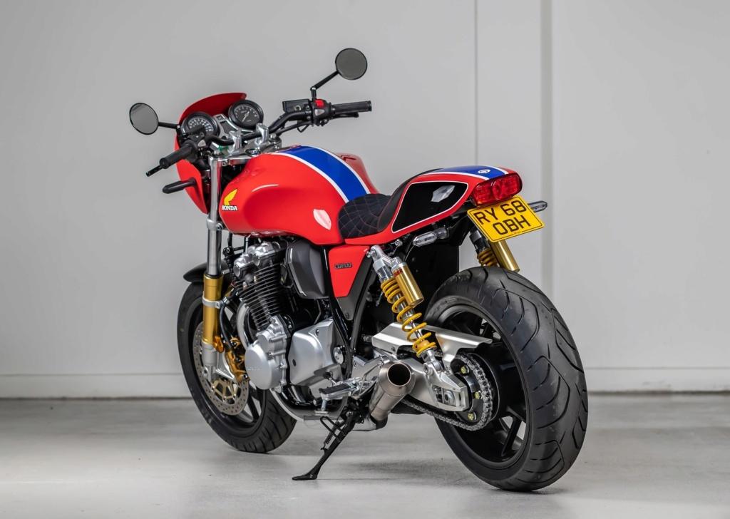 Honda lança edição limitada de 'moto dos anos 80' ao preço de R$ 80 mil 18916310