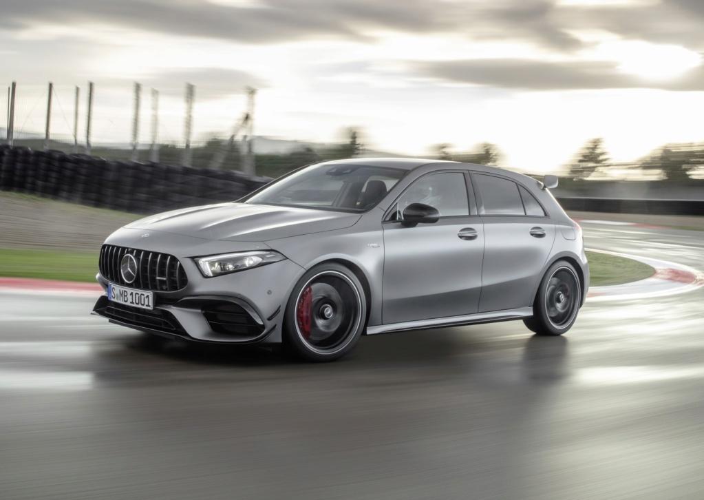 Mercedes-Benz mostra novos Classe A e CLA AMG com motor 2.0 de até 421 cv 18c09710