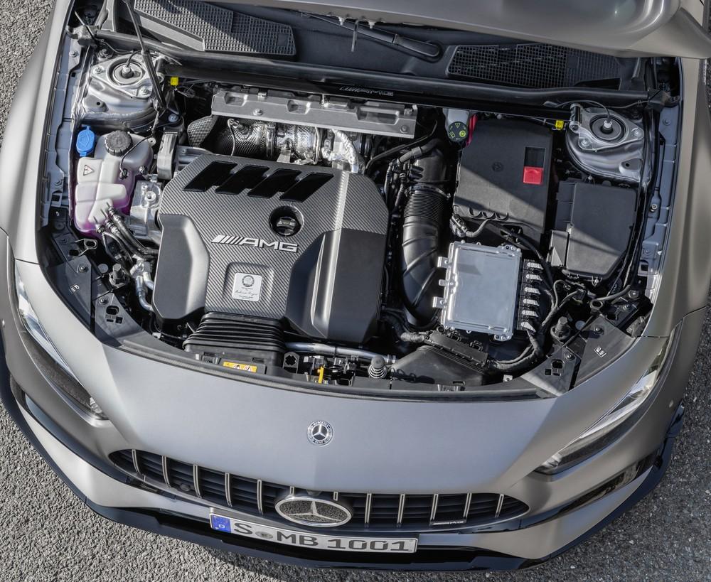 Mercedes-Benz mostra novos Classe A e CLA AMG com motor 2.0 de até 421 cv 18c09711