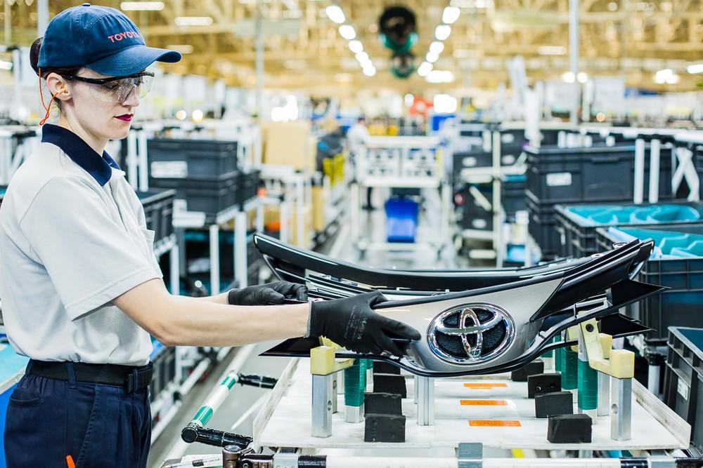 Toyota anuncia investimento de R$ 1 bilhão para produzir novo carro no Brasil 2-toyo10