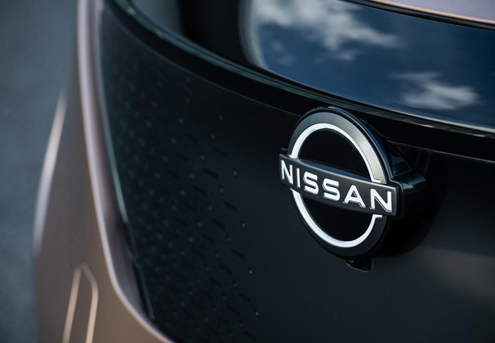 Nissan renova logotipo e lança novo SUV elétrico 20071511