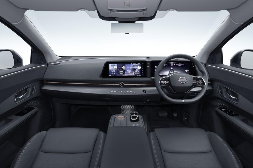 Nissan renova logotipo e lança novo SUV elétrico 20071512