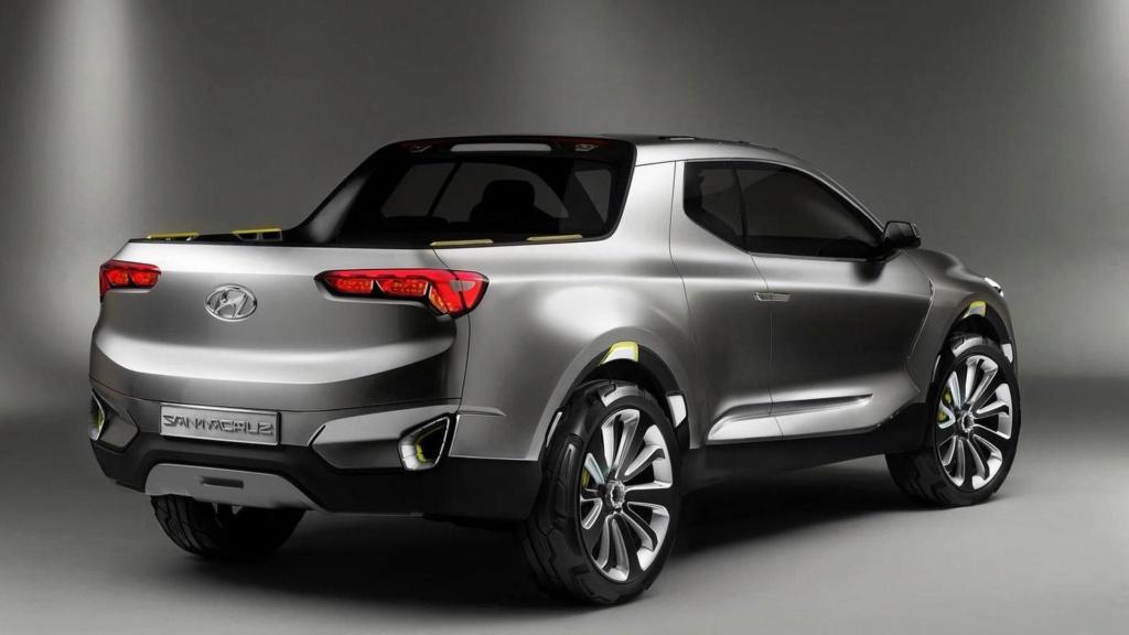 Hyundai terá picape média esportiva para enfrentar Ranger Raptor 2015-511