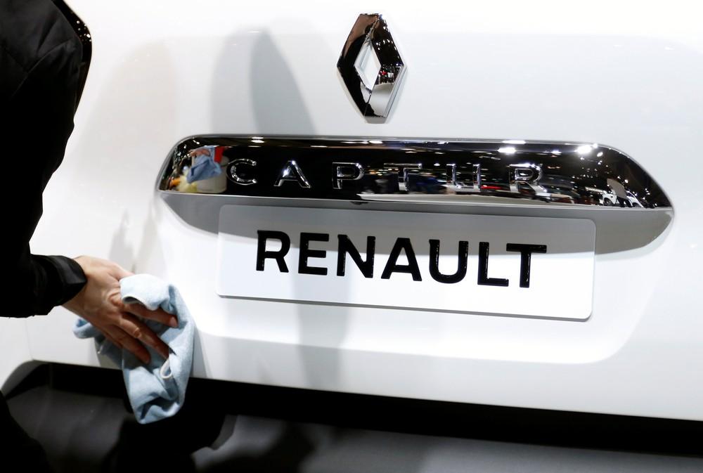 """França considera que fusão entre Fiat Chrysler e Renault continua sendo """"boa oportunidade"""" 2017-012"""