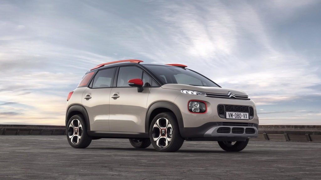 Citroën prepara SUV compacto inédito para países emergentes 2017-c11