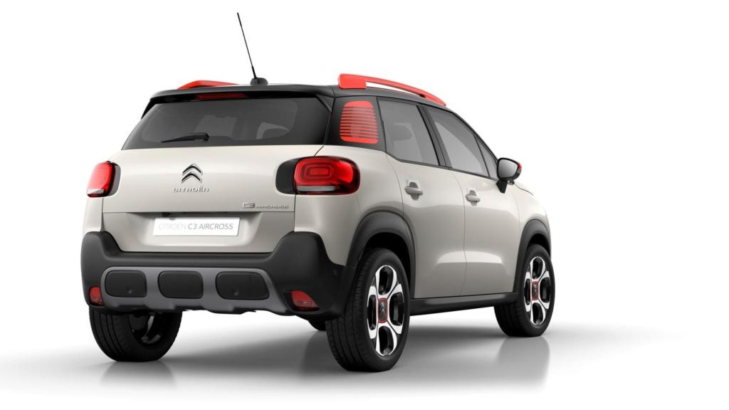 Citroën prepara SUV compacto inédito para países emergentes 2017-c16