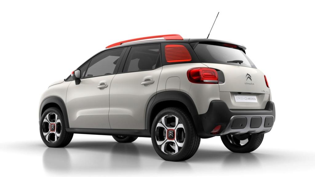 Citroën prepara SUV compacto inédito para países emergentes 2017-c17