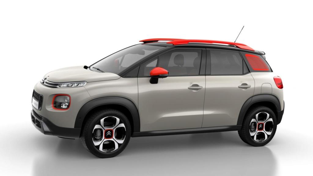 Citroën prepara SUV compacto inédito para países emergentes 2017-c18