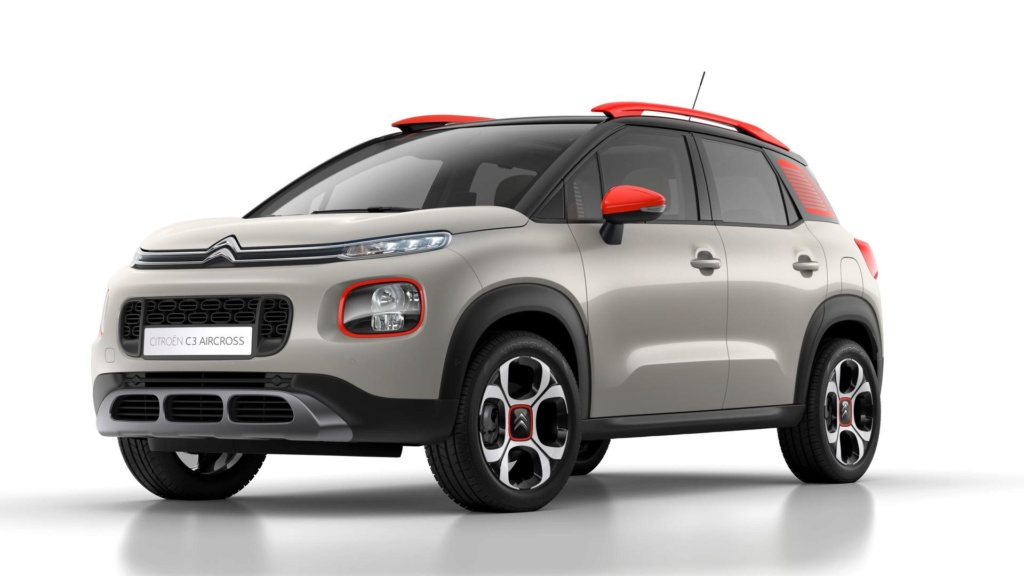 Citroën prepara SUV compacto inédito para países emergentes 2017-c19