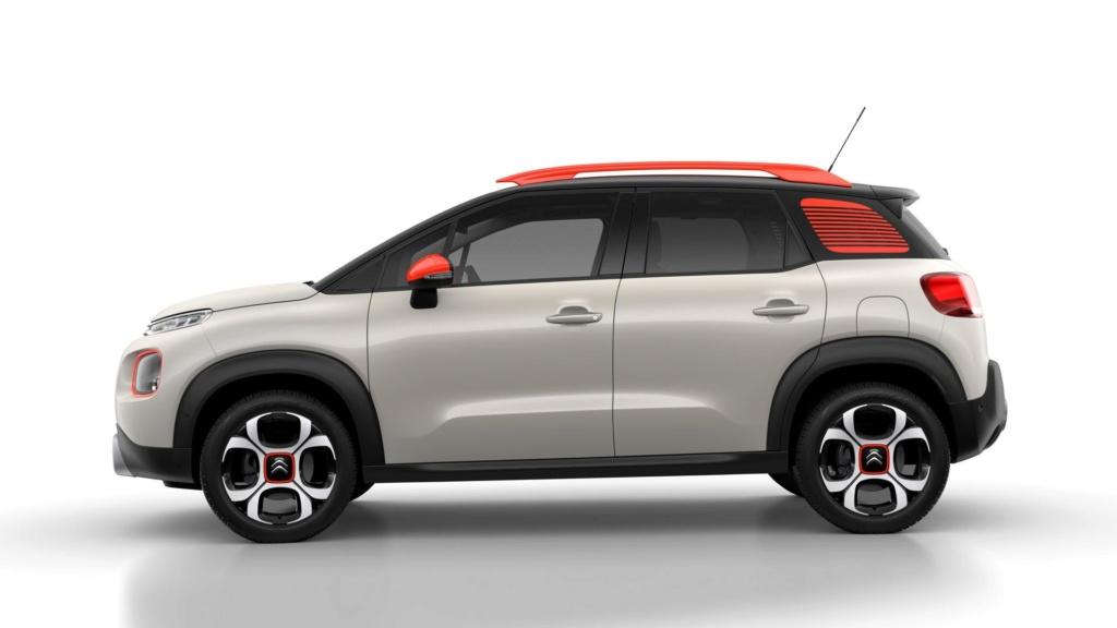 Citroën prepara SUV compacto inédito para países emergentes 2017-c20