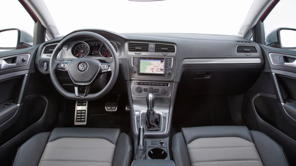 Volkswagen Golf Variant tem produção encerrada no México 2017-v14