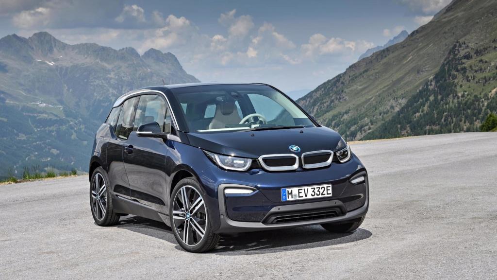 Elétrico BMW i3 ganha nova versão no Brasil por R$ 237.950 2018-b11
