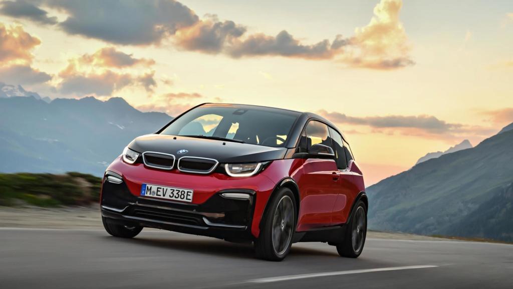 BMW i3 sairá de linha para dar lugar a outros modelos eletrificados 2018-b16