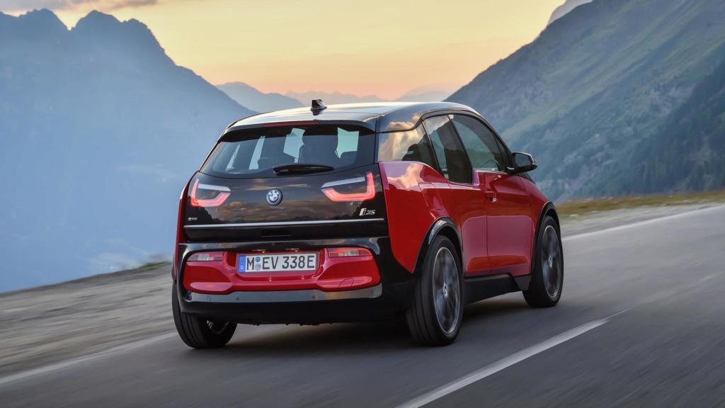 BMW i3 sairá de linha para dar lugar a outros modelos eletrificados 2018-b17