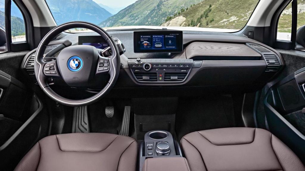 BMW i3 sairá de linha para dar lugar a outros modelos eletrificados 2018-b18