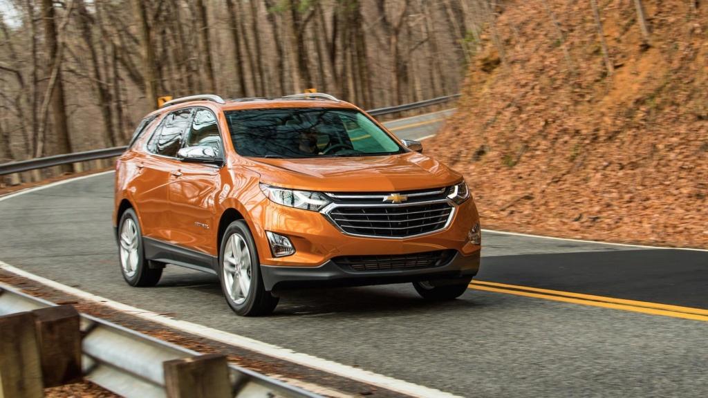 Chevrolet Equinox perderá versões diesel com tração 4x4 nos EUA 2018-c10