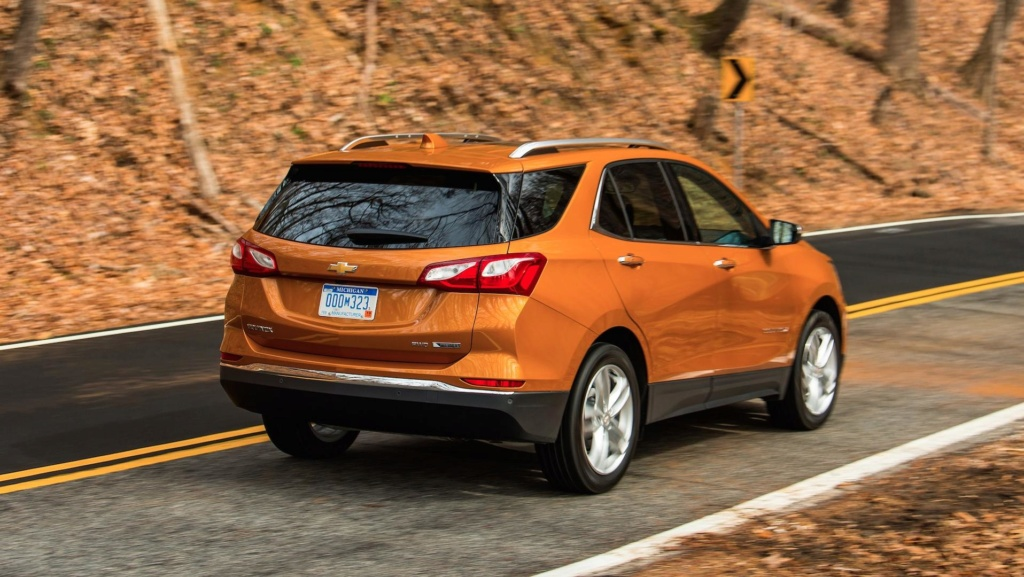 Chevrolet Equinox perderá versões diesel com tração 4x4 nos EUA 2018-c11