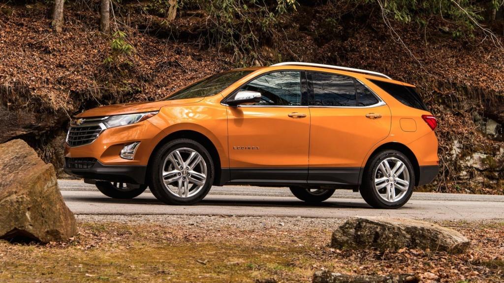 Chevrolet Equinox perderá versões diesel com tração 4x4 nos EUA 2018-c12