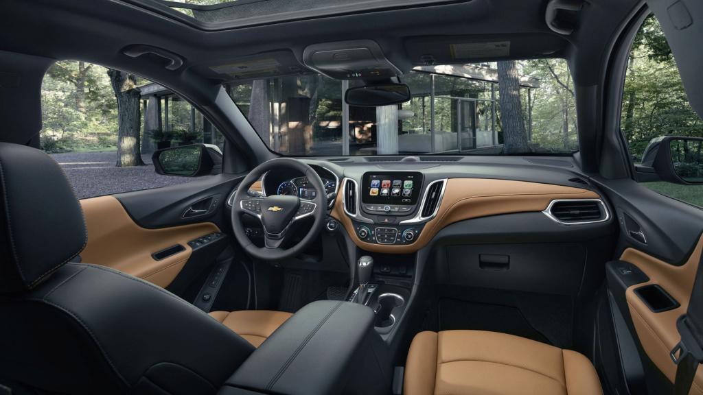 Chevrolet Equinox perderá versões diesel com tração 4x4 nos EUA 2018-c15