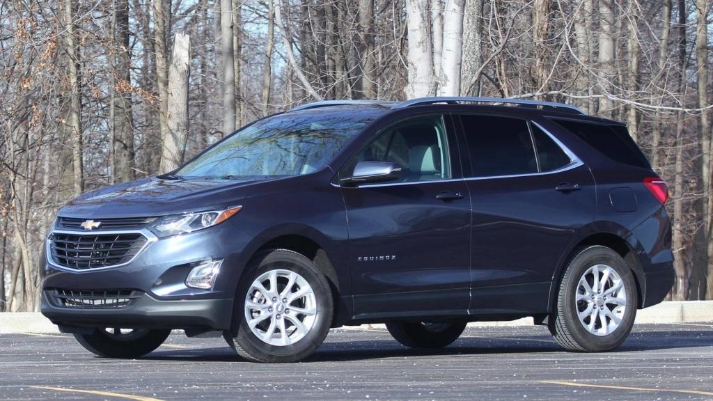 Chevrolet Equinox perderá versões a diesel em 2020 2018-c17