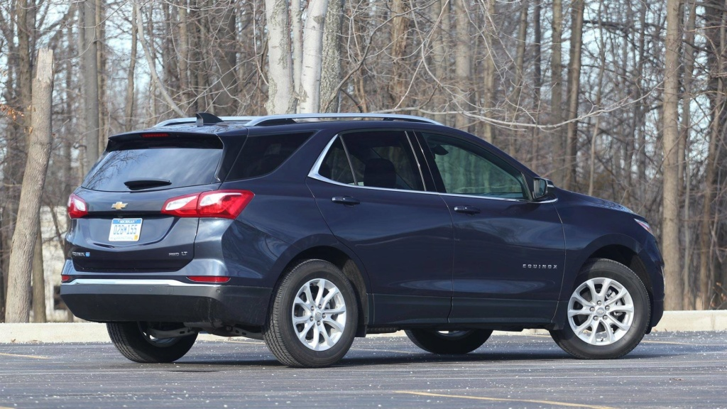 Chevrolet Equinox perderá versões a diesel em 2020 2018-c18