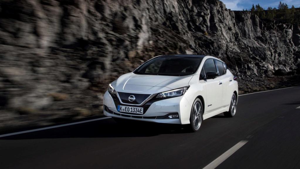 Nissan Leaf: manutenção é 30% mais barata do que em carros a combustão 2018-n10