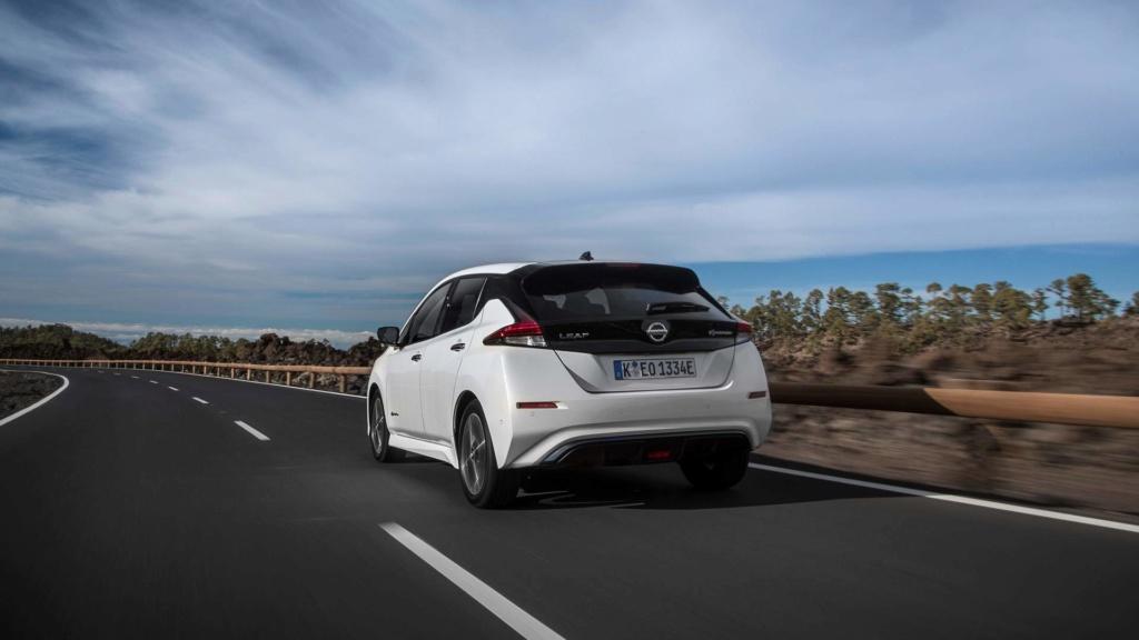 Nissan Leaf: manutenção é 30% mais barata do que em carros a combustão 2018-n11
