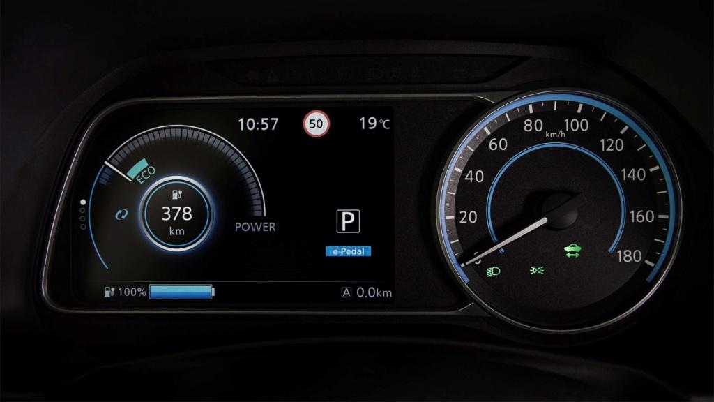 Nissan Leaf: manutenção é 30% mais barata do que em carros a combustão 2018-n12
