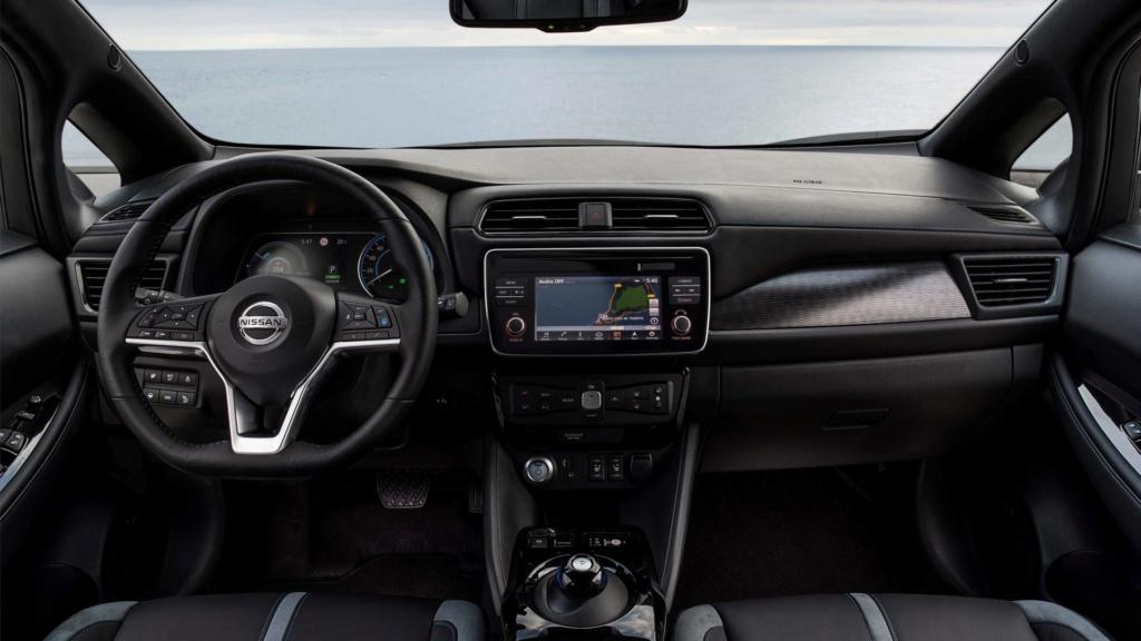 Nissan Leaf: manutenção é 30% mais barata do que em carros a combustão 2018-n13