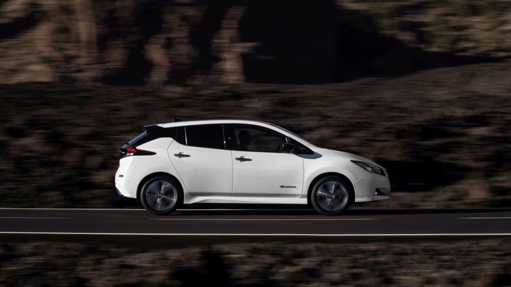 Nissan Leaf: manutenção é 30% mais barata do que em carros a combustão 2018-n14