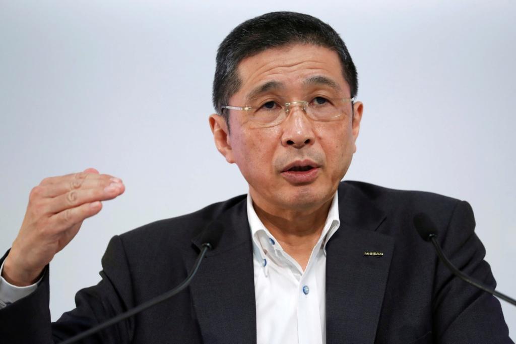 Nissan anuncia corte de 12.500 empregos em todo o mundo 2019-011