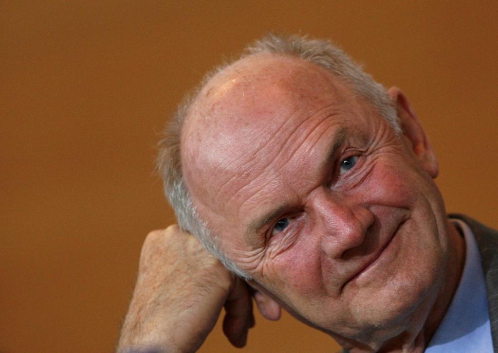 Ferdinand Piëch, responsável pela expansão da Volkswagen, morre aos 82 anos 2019-012