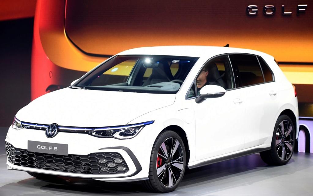 Volkswagen Golf: nova geração é revelada na Alemanha 2019-110