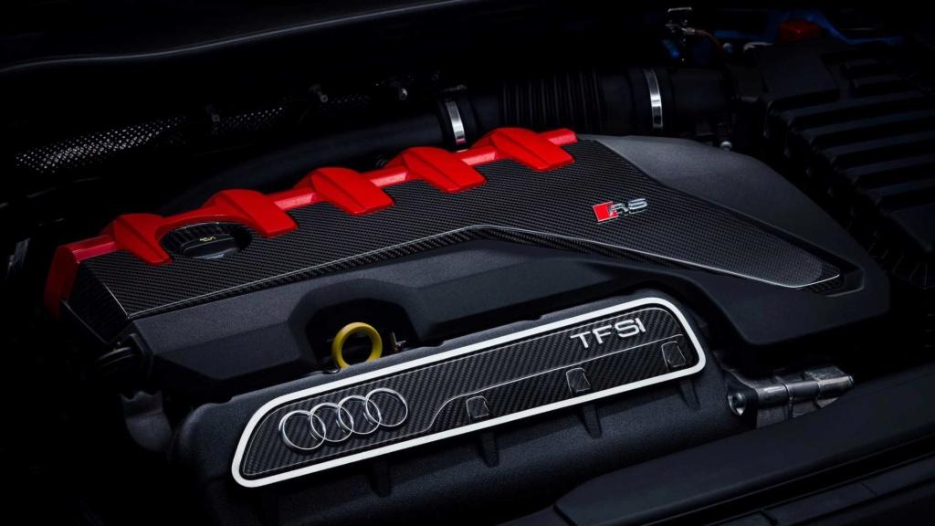 Audi promete manter motor 5 cilindros turbo em esportivos 2019-a10