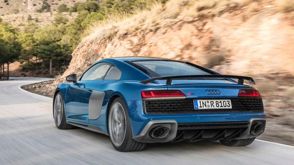 Audi quer novo R8 elétrico feito em parceria com croata Rimac 2019-a15