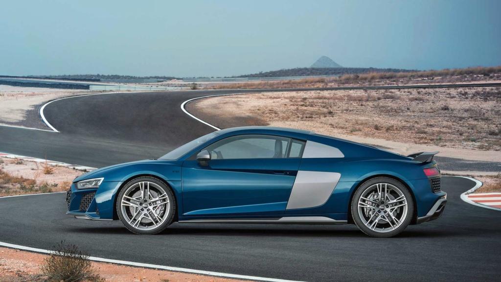 Audi quer novo R8 elétrico feito em parceria com croata Rimac 2019-a16